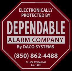 Dependable Alarm Company logo