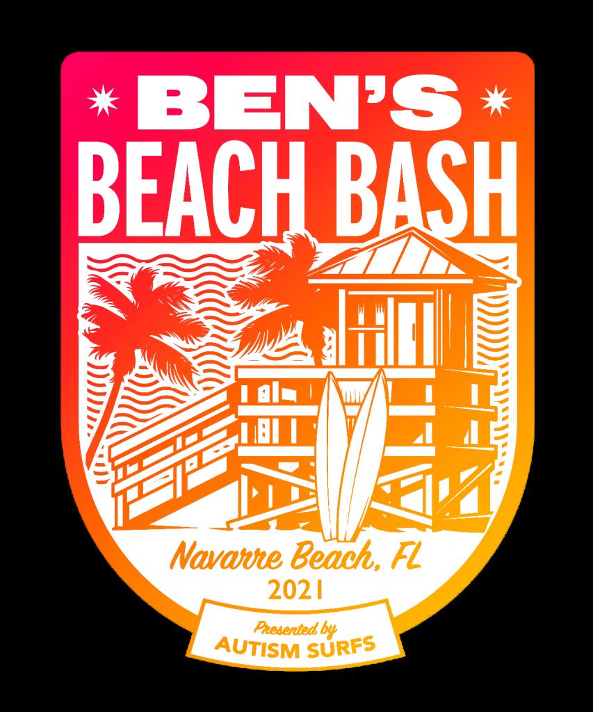 bens beach bash logo